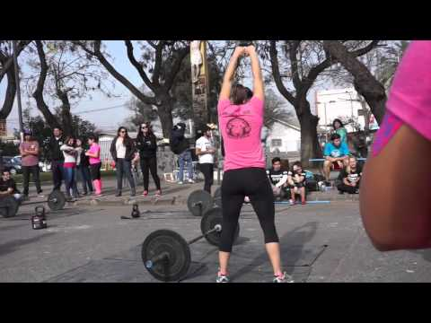 Crossfit BEF Girls in Fenix Anniversary Competition
