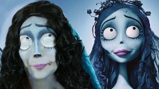 Corpse Bride Makyajı Makyaj Yapma Teknikleri UmiKids