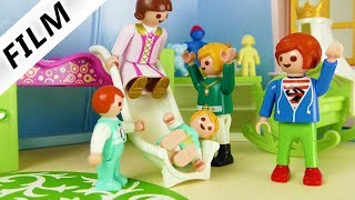 Playmobil Film deutsch | UMZUG INS PUPPENHAUS - Schnösels neues Zuhause | Kinderfilm Familie Vogel