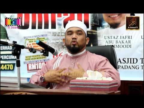 Seminar Umrah - Ustaz Haslin Baharim - Keutamaan Umrah