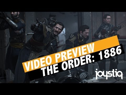 Video preview: The Order 1886