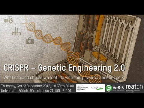 CRISPR – Genetic Engineering 2.0