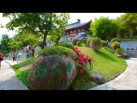 Nanshan Temple, China