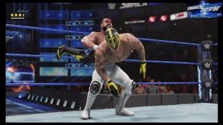 "Rey Mysterio vs. Andrade ""Cien"" Almas | WWE SmackDown Live: Nov.6, 2018"