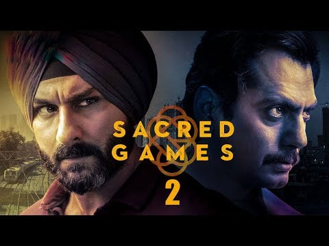 Sacred Games Season 2 Trailer Released | Saif Ali Khan, Nawazuddin Siddiqui Trailer Review Mp3