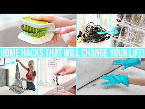 15 Home Hacks That Will Change Your Life!