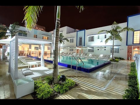 Pestana South Beach Art Deco Hotel Miami Superior Florida Vacation