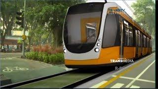 Terkendala Biaya, Proyek Trem Surabaya Dilelang