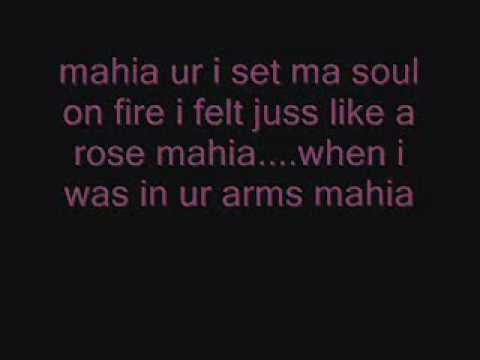 YouTube - Mahiya With Lyrics (Annie).flv