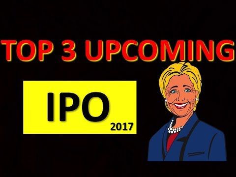 TOP 3 UPCOMING IPO