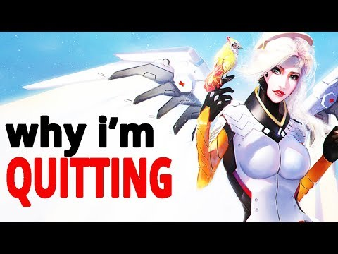 Why I'm Quitting Overwatch thumbnail