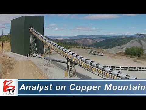 Mining Analyst: Stefan Loannou On Copper Mountain Mining  In Southern British Columbia