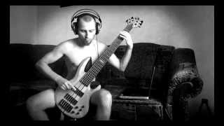 Dying Fetus - Grotesque Impalement (bass cover)