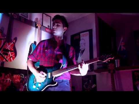 Def Leppard - Gods of War - Guitar Cover by Luke Gallagher