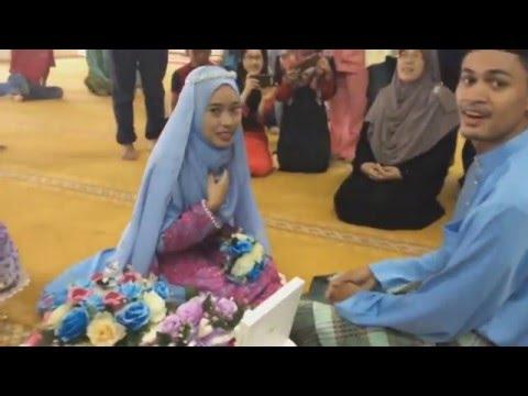 Majlis Perkahwinan Mohd Fadhli & Nurul...