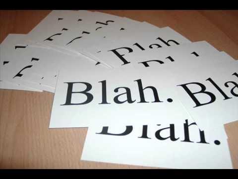 DnTi - BLah Blah Blah
