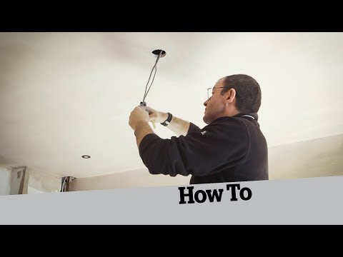 How to Install an LED Downlight: How to Build and Extension (11)