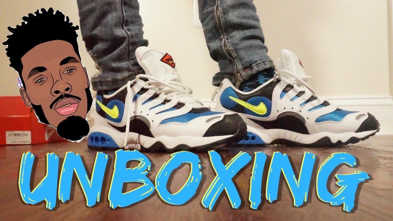 Nike Air Terra Hummara '18 Unboxing and