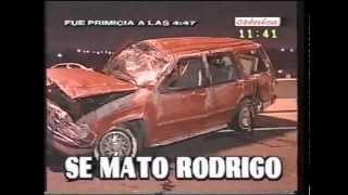 Baixar Rodrigo Bueno, accidente fatal en la Autopista.