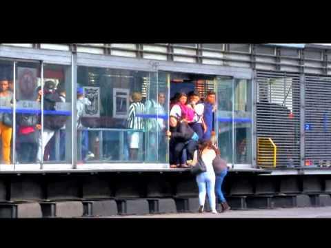 El desastre en la movilidad de Bogotá