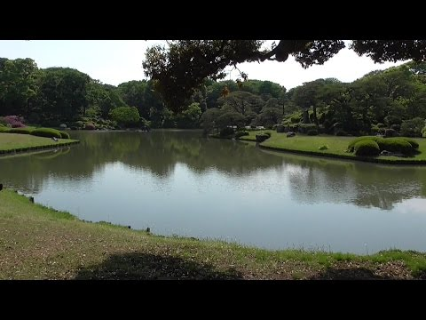 "東京都立「六義園」 Tokyo Metropolitan ""Rikugien"", garden from the Edo Period"