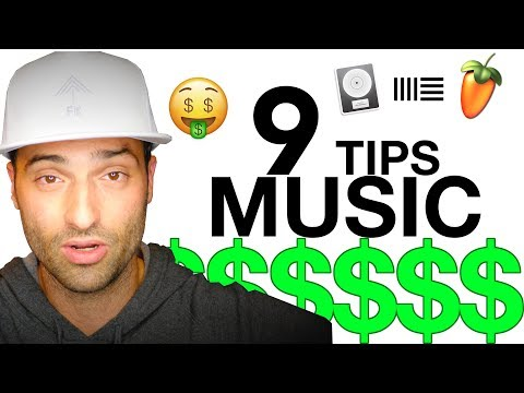 9 Ways To Make MORE Money As A Music Producer