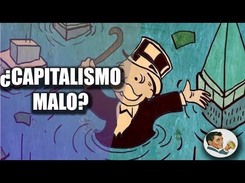Capitalismo ¿Moral o Inmoral?