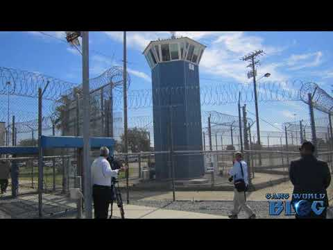 Corcoran inmates attack correctional staff members during cell search (California)