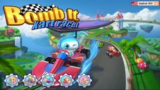 Bomb It Kart Racer Gameplay - The Best Kart Racing Game