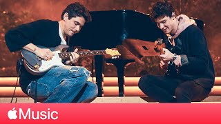Shawn Mendes - 'Where Were You in the Morning?' ft. John Mayer (LIVE Premiere)