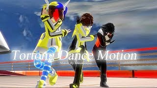 MMD JOJO Torture Dance Motion DL