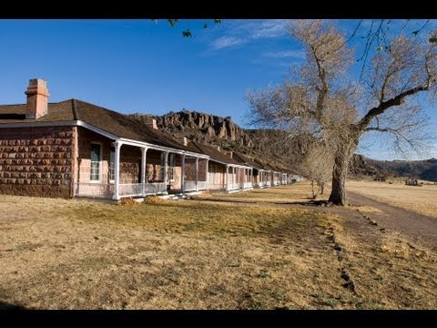 Forts of the Frontier West -- Sample Chapter:  Fort Davis