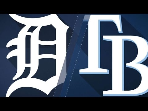 4/20/17: Souza Jr.'s three RBIs lead Rays...