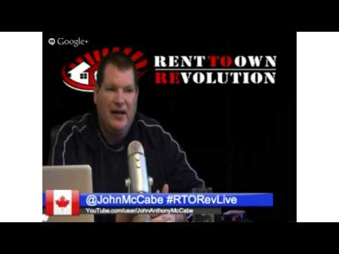 "Rent to Own Revolution - The ""Rent to Own Revolution"" Book Outline - August 13, 2013"