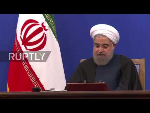 Iran: Renegotiation of Iran nuclear deal 'impossible' - Rouhani