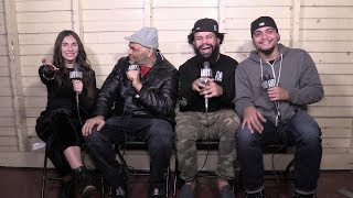 Interview with Konnan, Ortiz, and Santana of LAX
