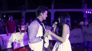 [Eng Sub] Nadine Lustre dared to surprise James Reid for Closeup #CupidGames