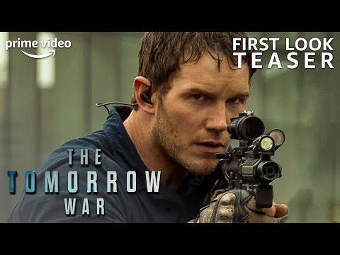 THE TOMORROW WAR   First Look Tease   Prime Video