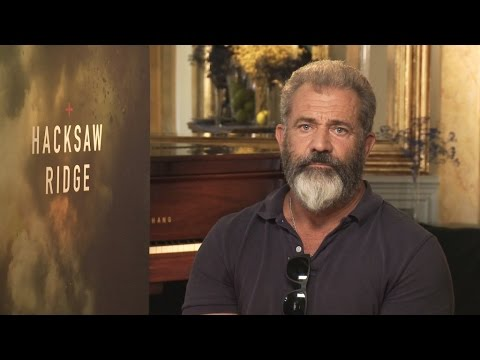 Mel Gibson on Venice, directing and God