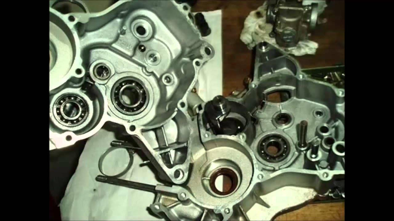 Desmontaje Y Montaje Motor Minarelli Am6
