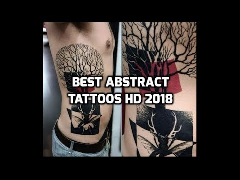 Abstract Tattoos 2018 HD - Best Abstract Tattoo Designs