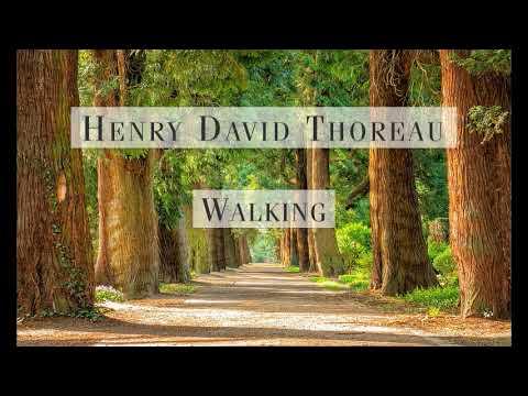 Henry David Thoreau - Walking