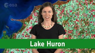 Earth from Space: Lake Huron