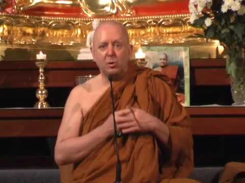How To Be Positive | by Ajahn Brahm | 17 Oct 2008