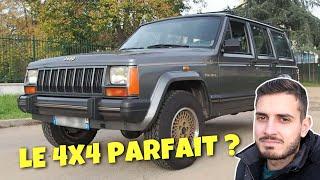 Essai Jeep Cherokee XJ 1990 : le 4x4 idéal ?