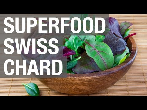 Superfood Swiss Chard