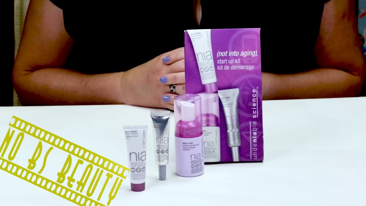 Not Into Aging Start Up Kit by nia #3