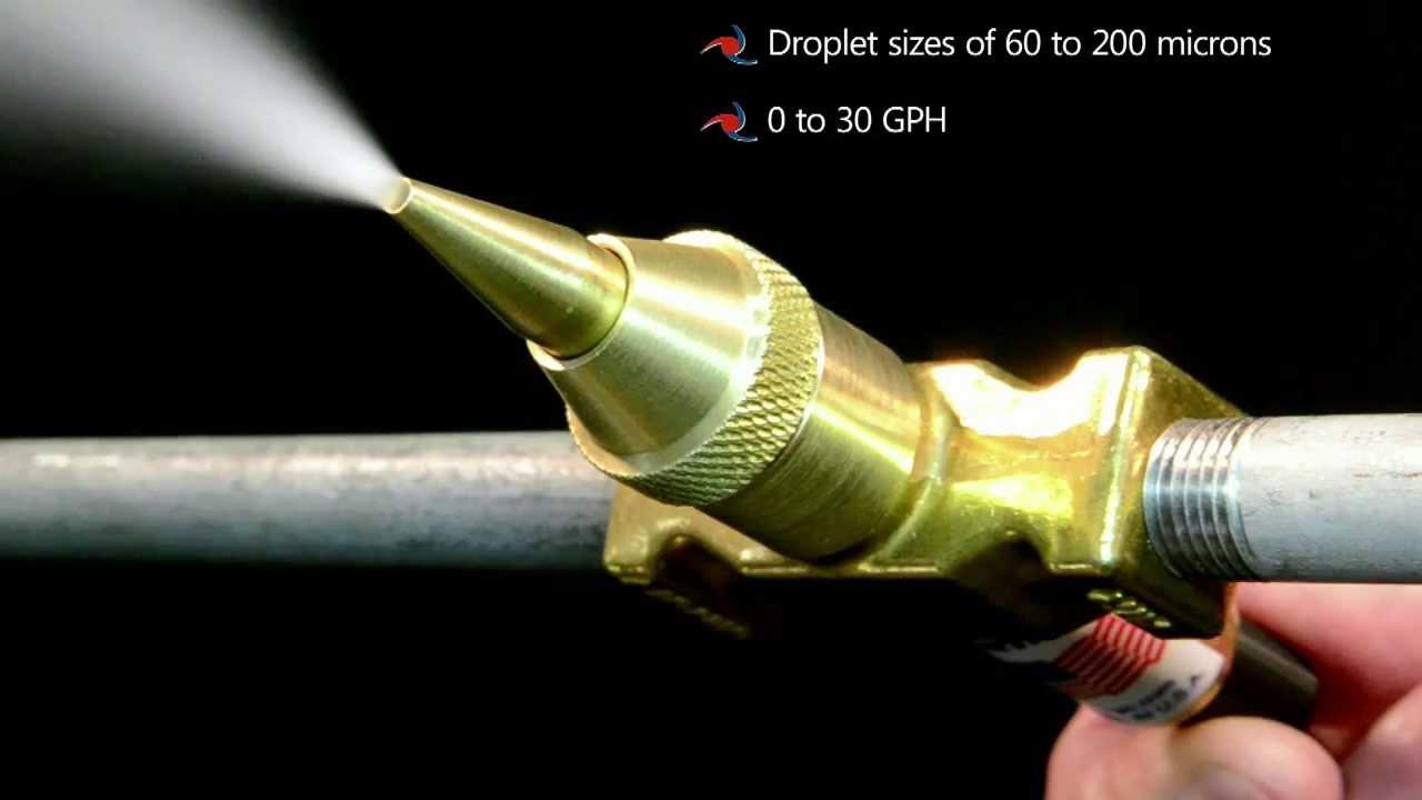Itw Vortec Spray Nozzles