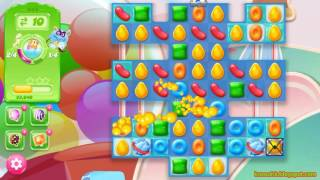 Candy Crush Jelly Saga Level 444 (3 star, No boosters)