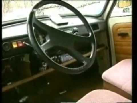 1997 Top Gear about cars from the old Eastern Bloc
